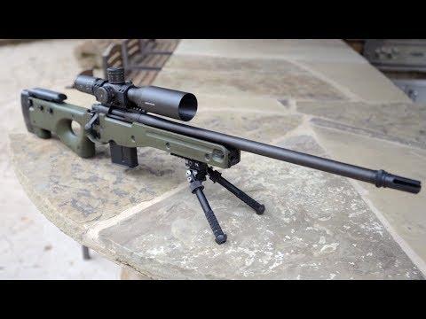 Best Long Range Precision Scope For Under $1,000?