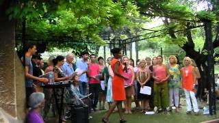 We shall overcome - Si Ray Sol Voices - Joby Smith - 9 juillet 2015