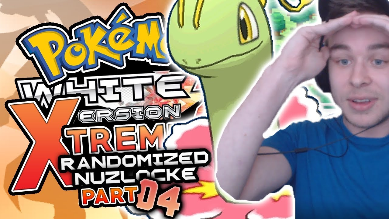THIS POKEMON SHOULD NOT BE ALLOWED TO EXIST! Pokemon White 2 EXTREME Randomizer Nuzlocke Part 04 w H