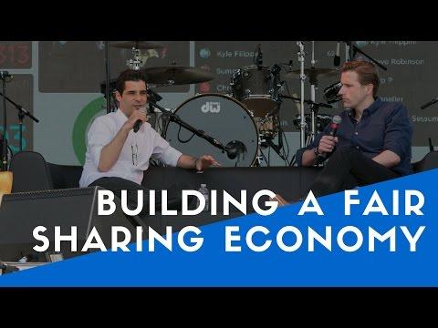 Building a Fair Sharing Economy | Talmon Marco, CEO, Juno