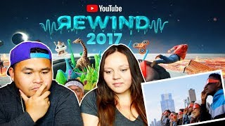 YouTube Rewind: The Shape of 2017 | #YouTubeRewind | REACTION!