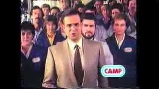 Spot Camp   Manuel Luque con los trabajadores  - Suavizante Flor - Año I