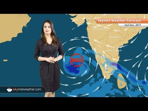 Weather Forecast For Dec 2: Severe Cyclone Ockhi To Give Very Heavy Rains In Lakshadweep