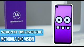 Motorola One Vision - Recenzja - TANIO i dobrze?  / Mobileo [PL]
