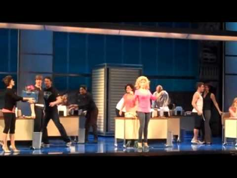 9 to 5 Musical National Tour Change It Rehearsal
