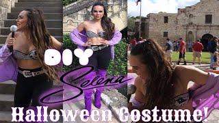 DIY Selena Quintanilla Halloween Costume!