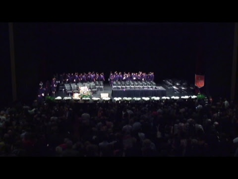 2018 Campbell Law School Spring Commencement