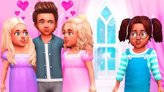 SIMS 4 STORY | THE POPULAR BOY
