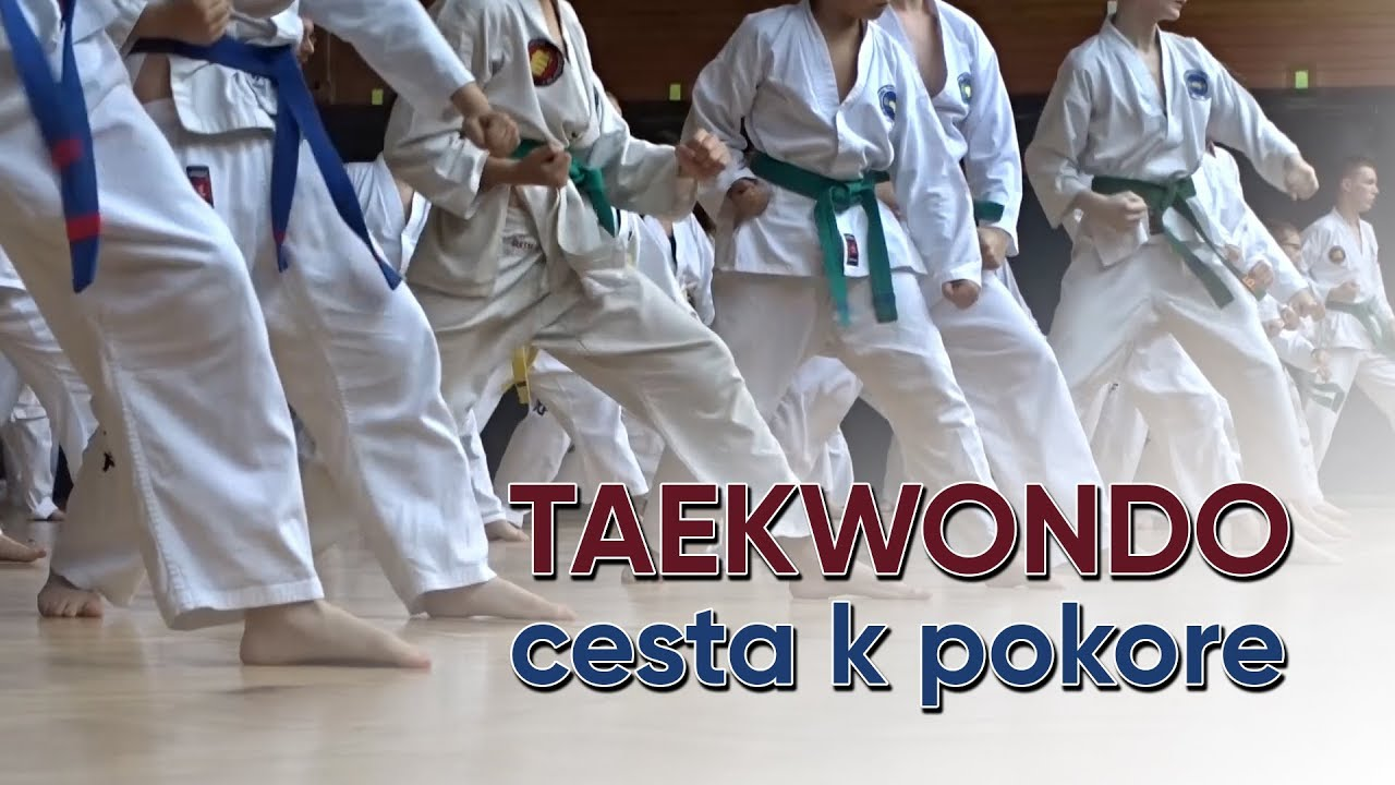 SENEC.TV - TAEKWONDO  CESTA K POKORE - YouTube 6aac9e30d36