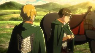 shingeki no kyojin let it die (AMV)