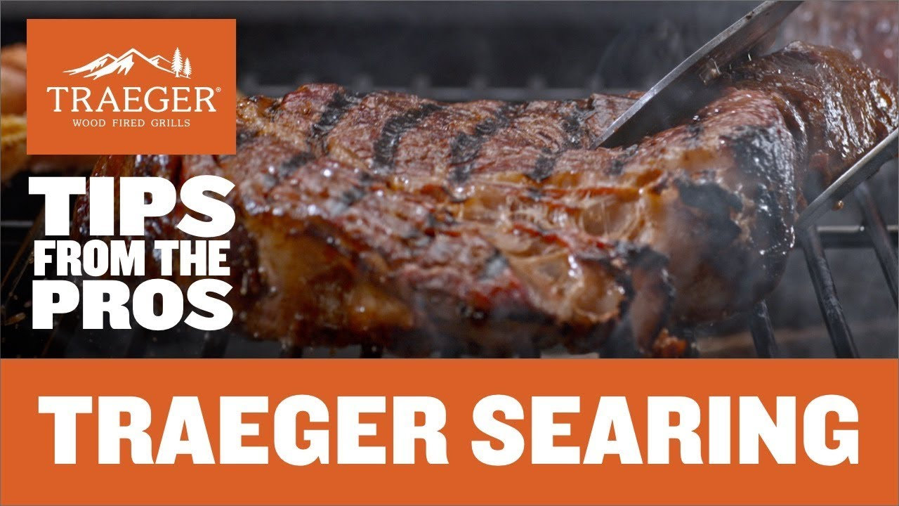 Download How to Sear on a Pellet Grill: Reverse Searing | Traeger Grills