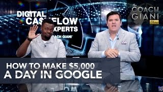 How to Make $5,000 Day in Google   Grant Cardone TV