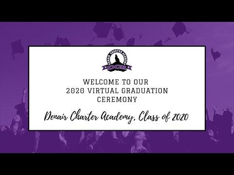 Denair Charter Academy Commencement 2020