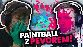 PAINTBALL w CS:GO! 1vs1 Z PEVOREM