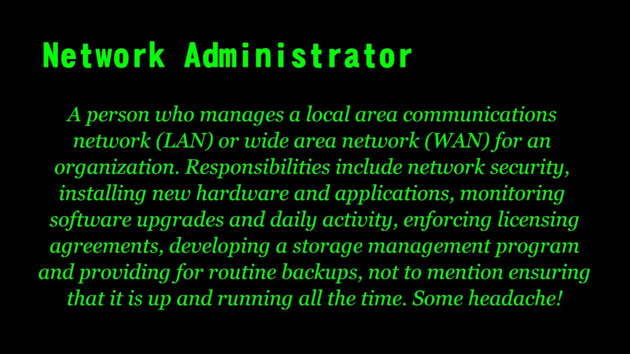episode 3 term network administrator chipmunk version