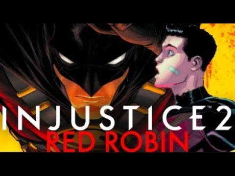 Injustice 2 - The Fate Of Red Robin REVEALED!