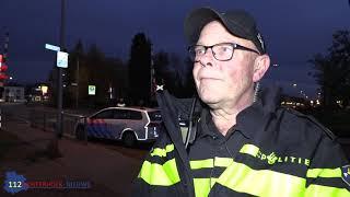Vrouw 72 komt om het leven na aanrijding met trein in Winterswijk