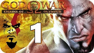 Vídeo God of War: Chains of Olympus