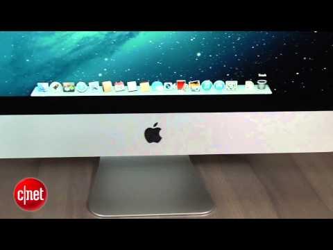 Apple IMac 21.5-inch - Cnet.com Video Review