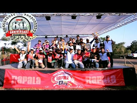 Angler Trip : Rapala 80th Anniversary ที่บ่อบลูสกาย