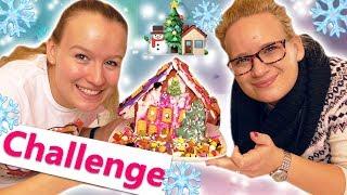 LEBKUCHENHAUS Challenge DIY Inspiration 2018 | Wer dekoriert das schönste Hexenhaus? Eva vs. Kathi