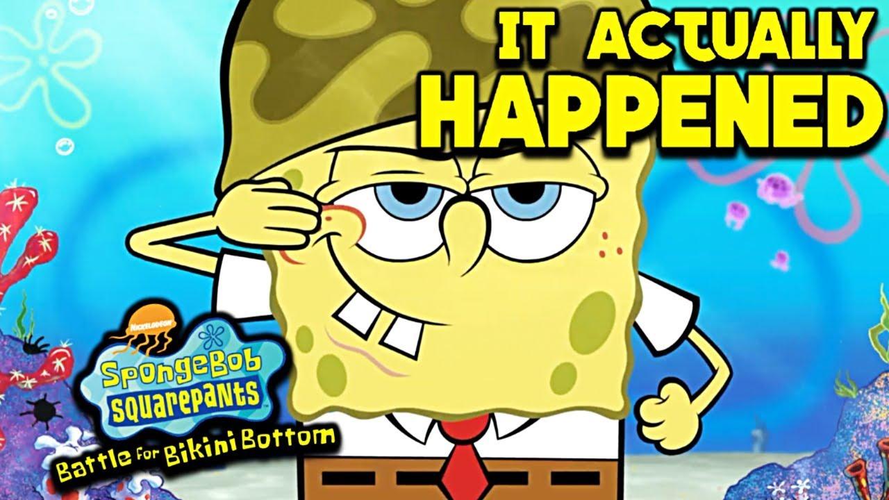 Spongebob Battle For Bikini Bottom Remastered New Multiplayer Mode Where It S Releasing
