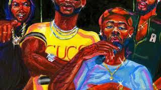 GoldLink Ft. Gucci Mane, Brent Faiyaz, Shy Glizzy - Crew Remix