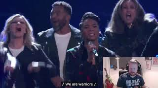 """Kennedy Holmes Sings Powerful Cover of """"This Is Me"""" - The Voice Live Semi-Final 