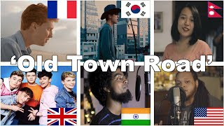 Who Sang it Better: Old Town Road (India, Nepal, USA, France, UK, South Korea)