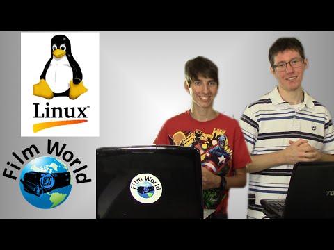 Linux for filmmakers | Film World | open-source filmmaking episode 1