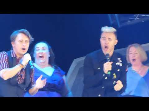 Take That Appearance - The Band - Hull New Theatre - 8th March 2018