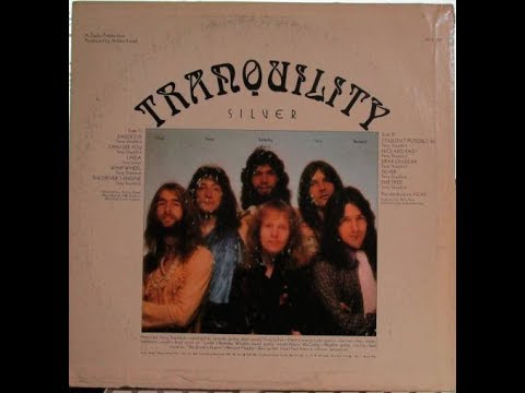 Tranquility Silver 1972 (vinyl record)