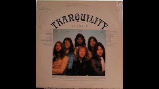 Tranquility Silver 1972 Vinyl Record
