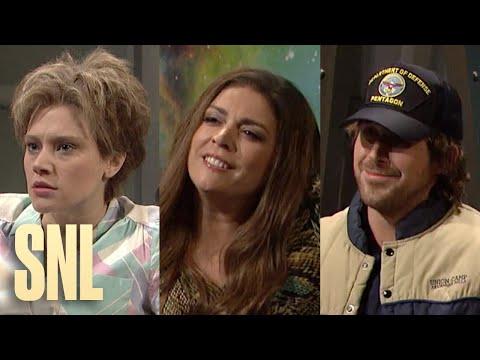 Every Close Encounter Ever: Part 1 - SNL