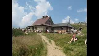 Bieszczady - Chatka Puchatka - Połonina Wetlińska
