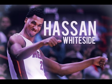 Hassan Whiteside 2016 ᴴᴰ