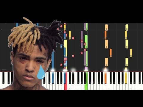 XXXTENTACION - CHANGES BUT IT'S SO SAD I BET YOU WILL CRY