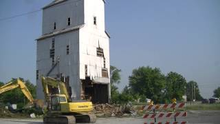 Grain Elevator Demolition