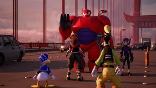 KINGDOM HEARTS III – Big Hero 6 Trailer (Closed Captions) thumbnail
