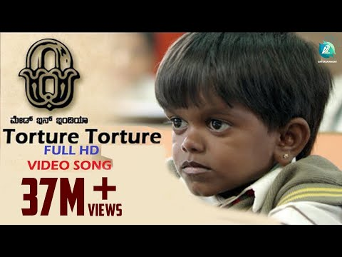 Zero Made In India - Torture Torture | Full Video Song | Putani Puntru Madhusudhan | New Kannada