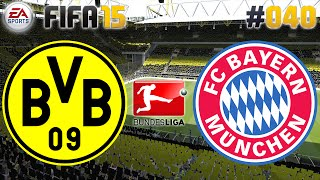 FIFA 15 #040 Borussia Dortmund vs. FC Bayern ★ Bundesliga ★ Let's Play FIFA 15 Multiplayer [Deutsch]