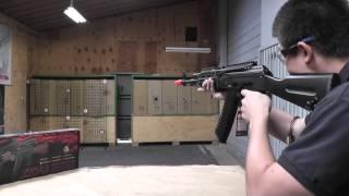 Airsoft GI Uncut - ICS Full Metal X-74 AEG Airsoft Gun