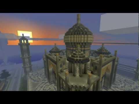Minecraft - Taj Mahal