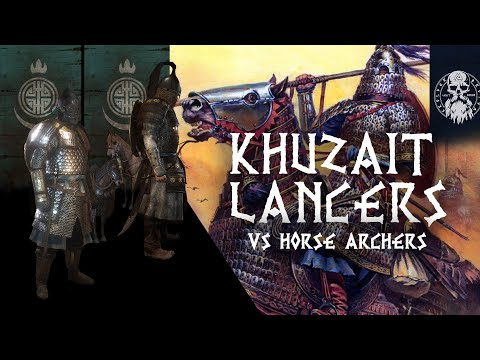 Khuzait Lancers Vs Khuzait Mounted Archers | Mount & Blade 2 Bannerlord | Beta Captain Mode Gameplay