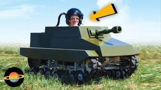 10 najdziwniejszych czołgów na świecie, cz. 2