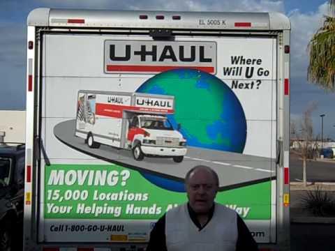 Advance Paper and Maintenance Supply U-Haul