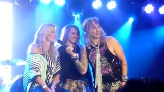 Steel Panther - Girl From Oklahoma - Cargo Concert Hall - Reno - 5-5-2016