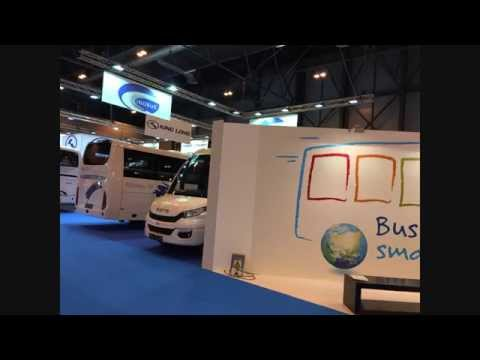 INDBUS - Madrid 2014 - Bus and Coach Trade Fair