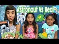 Astronaut Party - Fun Game For Kids - Comedy Sisters Play - Funny Family : SO CHATTY // GEM Sisters