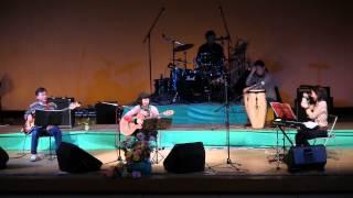 ボサノバやラテン中心に演奏しているトルバトゥール。 いいバンドです!